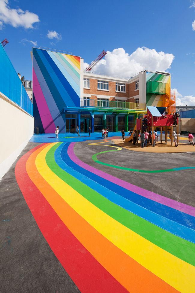 巴黎彩虹幼儿园