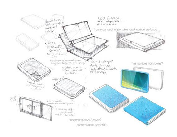 设计师们在进行手绘的时候会用到很多各种各样的工具和材料。正确的选择绘图工具能够帮助你更好的表达创意并且获得完美的视觉效果,同时获得好的效果并不一定要购买昂贵的工具。专业的设计师其实只需要一根灰色的马克笔就可以绘制出令人惊叹的手绘来。首先,最基本的工具只要三根不同深度的灰色的马克笔就可以了(相差20%正好),例如10%的, 30%的 和 50 %的。其次,要有红黄蓝这三种原色色彩。如果还有足够的预算可以买点间色(二次色),例如橙色和绿色。当然最后别忘了黑色。马克笔中最好三个牌子就是Copic、Prismac