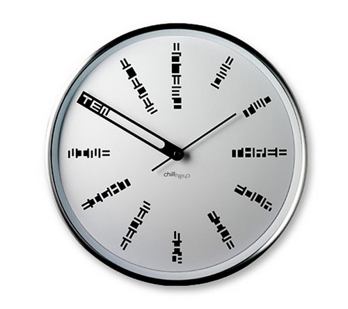 创意钟表设计作品分享