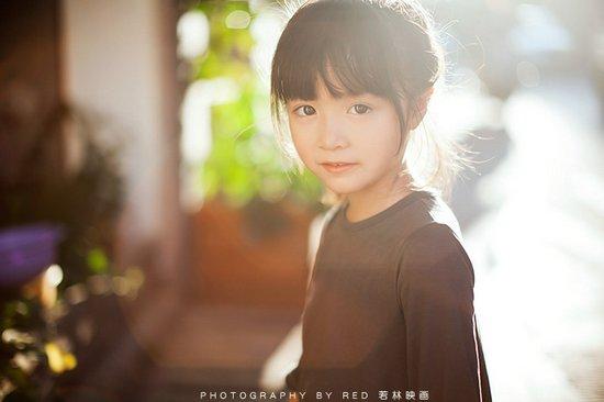 可爱图片:五岁半的小甜心 (15)