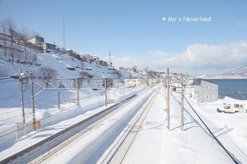 北海道邂逅美女小夏_图片:冬日北海道